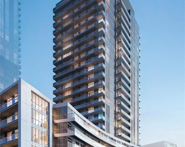 The Point Condos at Emerald City