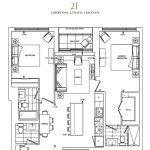 Bianca Condos - 2F - Floorplan