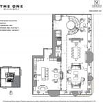 The One Condos - Penthouse Suites 03 - Floorplan
