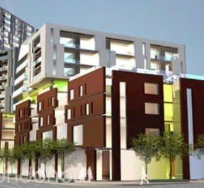 440 Dufferin Street Condos rendering1