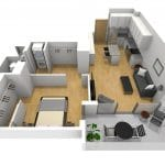 Minto Westside - 540 - Floorplans