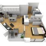 Minto Westside - 545 - Floorplans