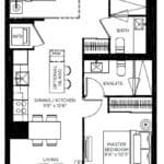 57 Brock - Alberta - Floorplan