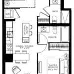 57 Brock - British Columbia - Floorplan