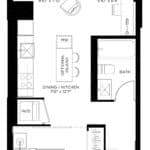 57 Brock - Dowling - Floorplan