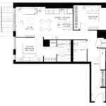 57 Brock - Earnbridge - Floorplan