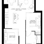 57 Brock - Fern - Floorplan