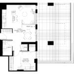57 Brock - Harvard - Floorplan