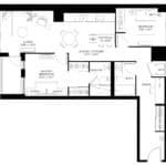 57 Brock - Margaret - Floorplan