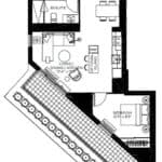 57 Brock - Melbourne - Floorplan