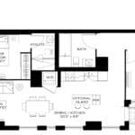 57 Brock - Milky Way - Floorplan