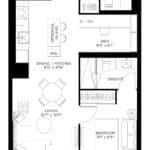 57 Brock - Saunders - Floorplan
