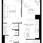57 Brock - Sorauren - Floorplan