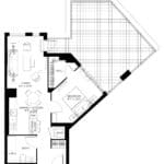 57 Brock - Triller - Floorplan