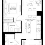 57 Brock - Tyndall - Floorplan
