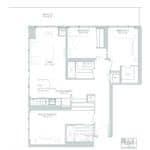 65 Broadway Condos - 3A - Floorplan