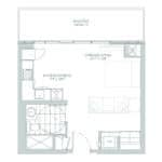 65 Broadway Condos - S-F - Floorplan
