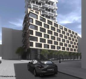 75 esplanade condominiums