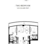 Avenue 151 Yorkville Condos - LPH05 - Floorplan
