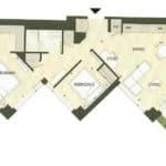 BIG King Toronto Condo - 1103 - Floorplan