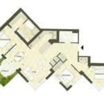 BIG King Toronto Condo - 1201 - Floorplan