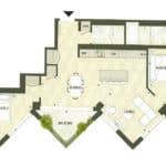 BIG King Toronto Condo - 809 - Floorplan