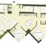 BIG King Toronto Condo - 902 - Floorplan