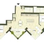 BIG King Toronto Condo - 909 - Floorplan