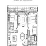Bianca Condos - 2Y+D1 - Floorplan