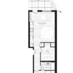 Courtyards at Cathedraltown - A - Floorplan