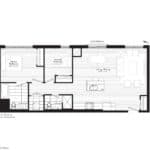 Courtyards at Cathedraltown - M1 - Floorplan