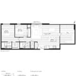 Courtyards at Cathedraltown - U - Floorplan