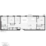 Courtyards at Cathedraltown - V - Floorplan