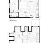 Courtyards at Cathedraltown - X - Floorplan
