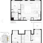 Courtyards at Cathedraltown - Y - Floorplan