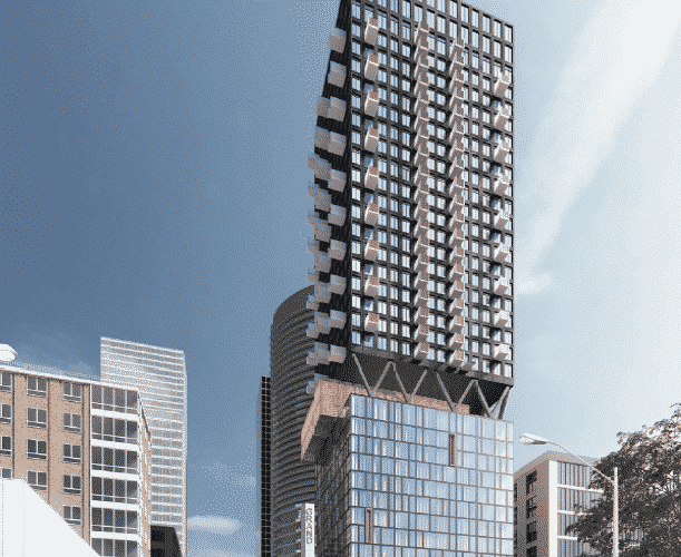 Jarvis and Shuter Condo-Hotel