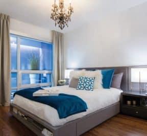 Kip District 2 - Suite Bedroom