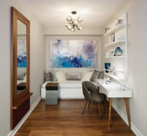 Kip District 2 - Suite Interior