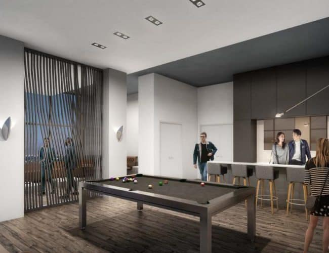 Oak and Co - Interior Render