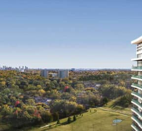 Outdoor View of 7 On The Park Condos by iKore Development 7 v47 1