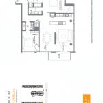 Pier 27 Condos - P-048 - Floorplan