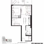 Queensway Park Condos - B2 - Floorplan