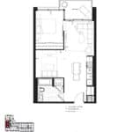 Queensway Park Condos - B3 - Floorplan