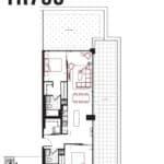 Queensway Park Condos - E9T - Floorplan