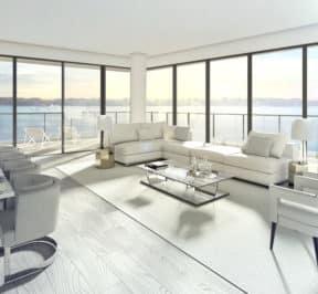 Suite 2PDa Livingroom