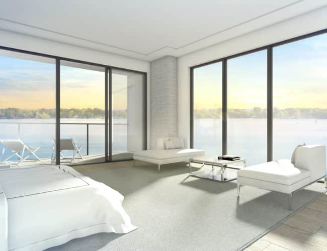 Suite T2ED Bedroom