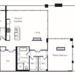 The Insignia - The Rutherford - 3 + Den - Floorplans