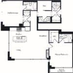 The Insignia - The St Helena - 2 + Den - Floorplans
