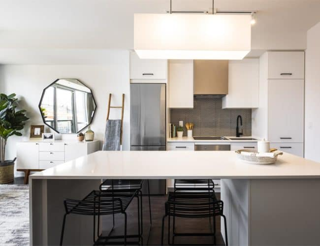 The Logan Residences - Ashdale Model Suite - Kitchen 2