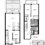 The Logan Residences - Brickyard - Floorplan